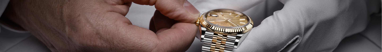 Wartung ihrer Rolex