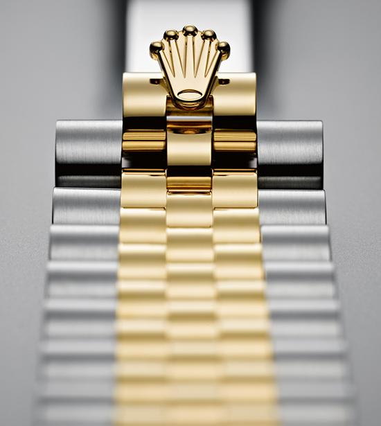 Rolex bei Juwelier Hollfelder